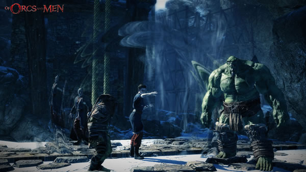 「Of Orcs and Men」