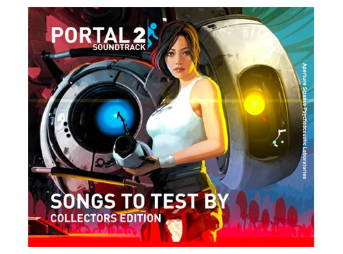 「Portal 2: Songs to Test By」