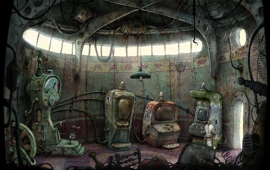 「Machinarium」