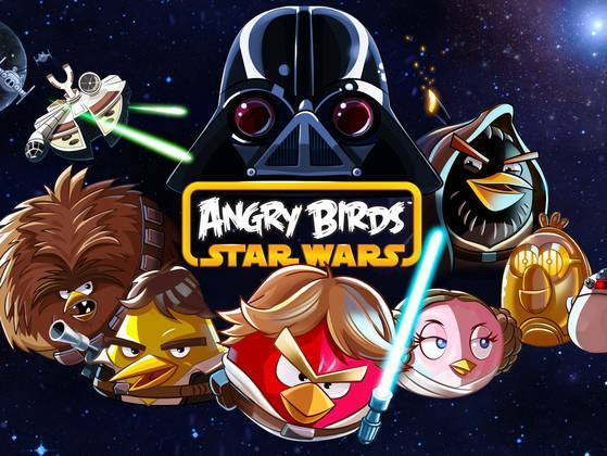 「Angry Birds Star Wars」