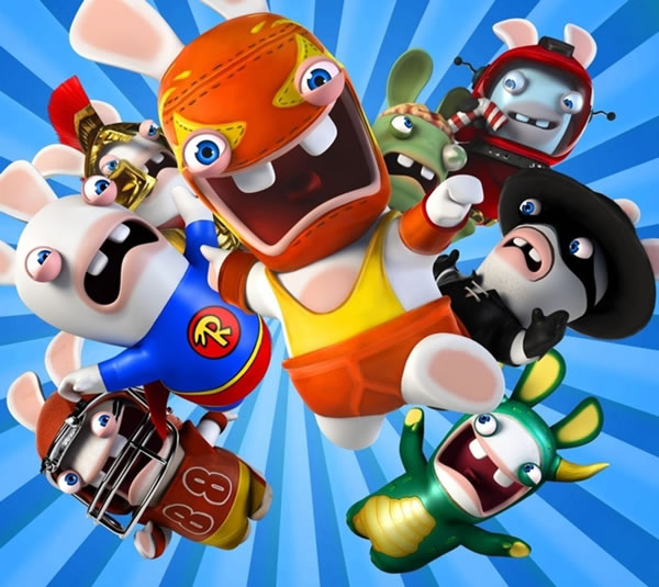 「Rabbids Rumble」
