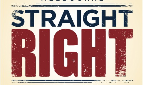「Straight Right」