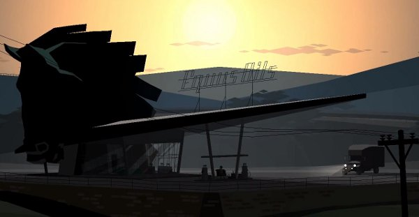 「Kentucky Route Zero」