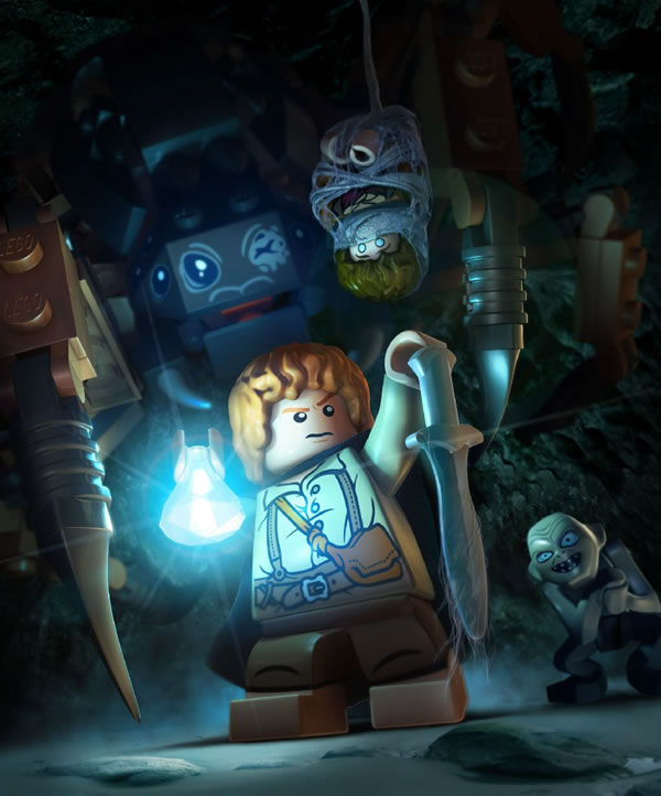 「LEGO: Lord of the Rings」