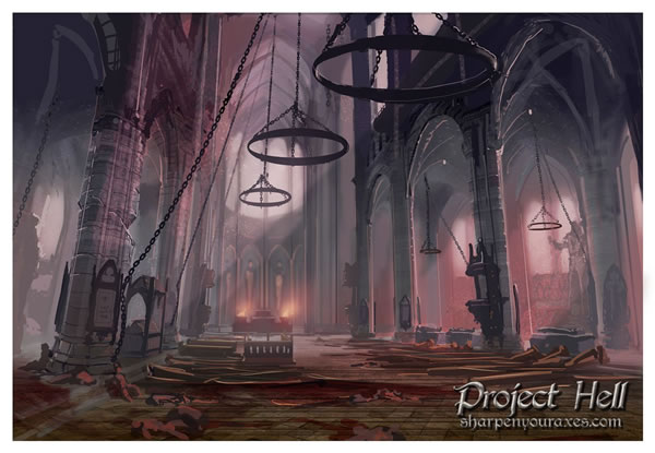 「Project Hell」