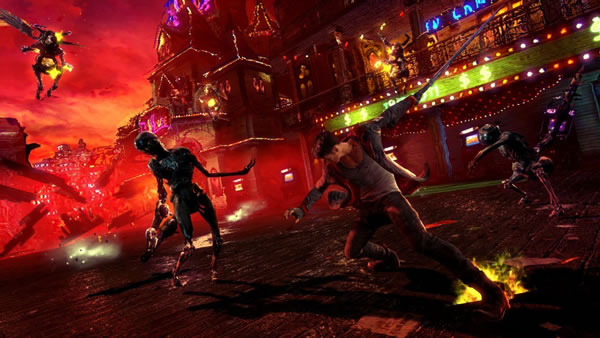 「DmC Devil May Cry」