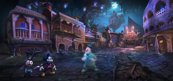 「Epic Mickey 2: The Power of Two」