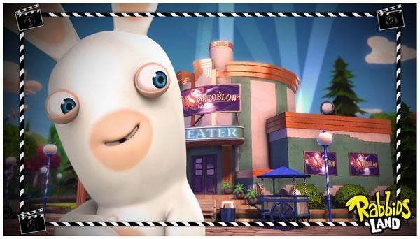 「Rabbids Land」