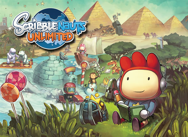「Scribblenauts Unlimited」