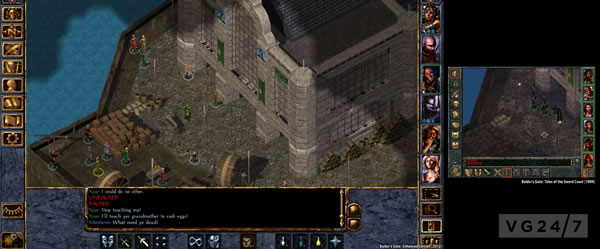 「Baldur's Gate: Enhanced Edition」