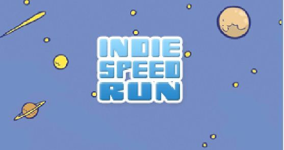 「Indie Speed Run」