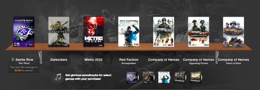 「The Humble THQ Bundle」