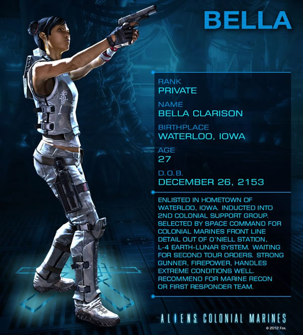 「Aliens: Colonial Marines」