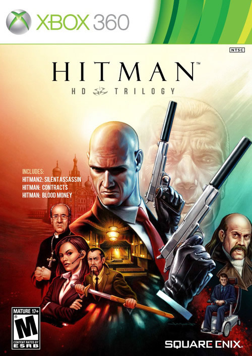 「Hitman HD Trilogy」