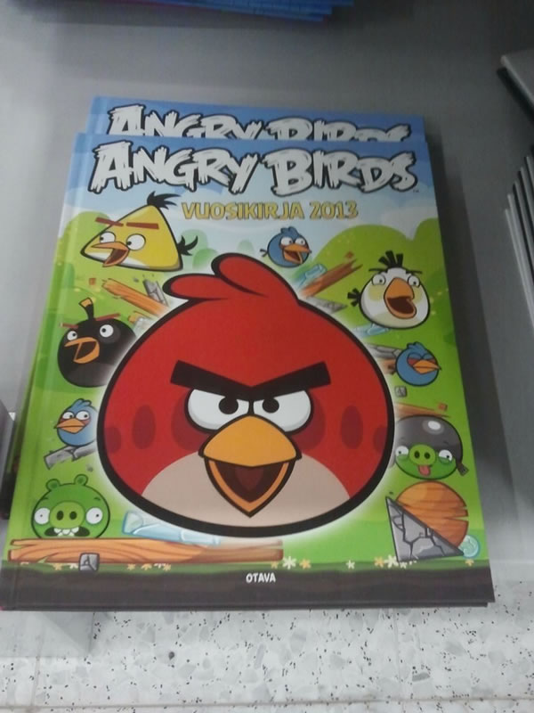 「Angry Birds」