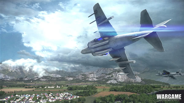 「Wargame: AirLand Battle」
