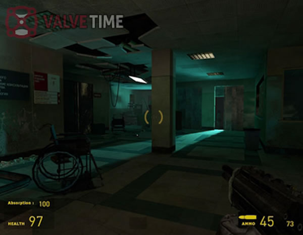 「Half-Life: Return to Ravenholm」