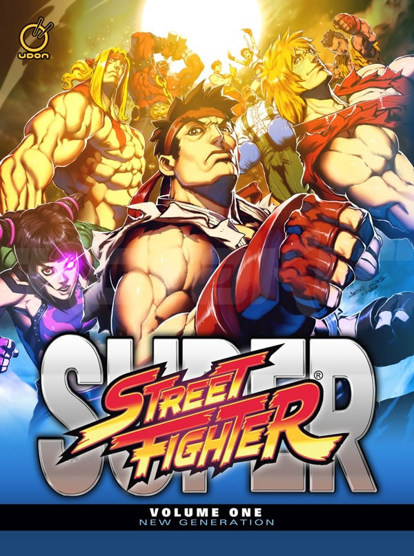 「Super Street Fighter Volume 1」