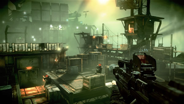 「Killzone: Mercenary」