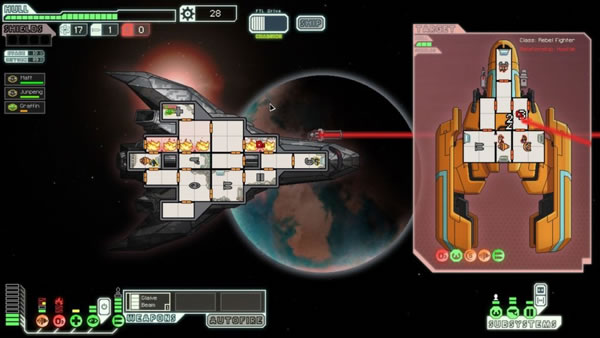 「FTL: Faster Than Light」