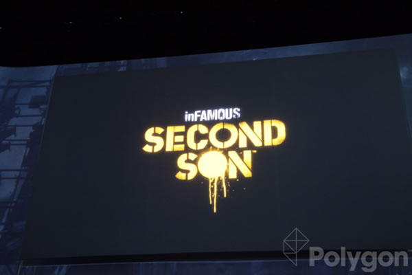「Infamous: Second Sons」