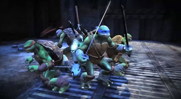 「Teenage Mutant Ninja Turtles: Out of the Shadows」