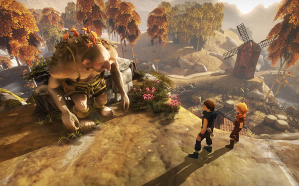 「Brothers: A Tale of Two Sons」