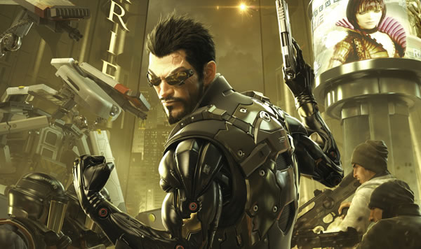 「Deus Ex: Human Revolution Director's Cut」