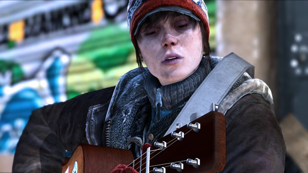 「Beyond: Two Souls」「Heavy Rain」