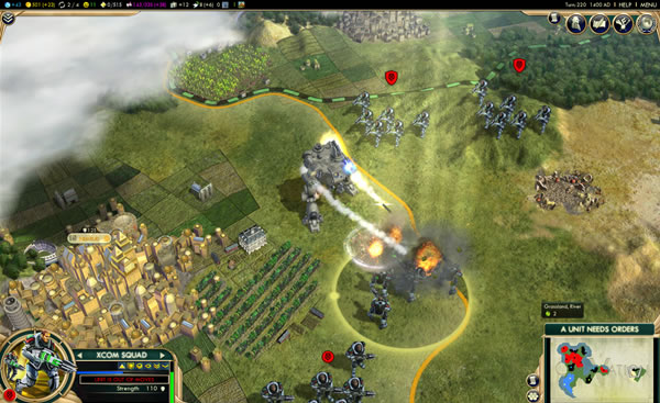 「Civilization V: Brave New World」