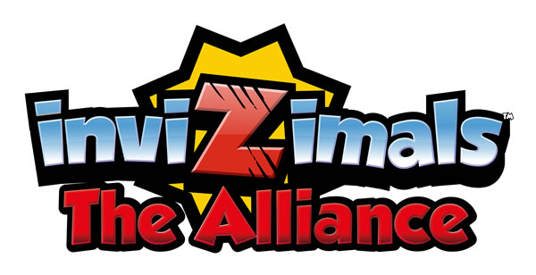 「Invizimals: The Lost Kingdom」「Invizimals: The Alliance」