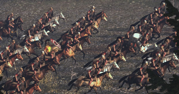 「Total War: Rome II」