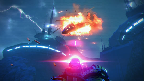 「Far Cry 3 Blood Dragon」