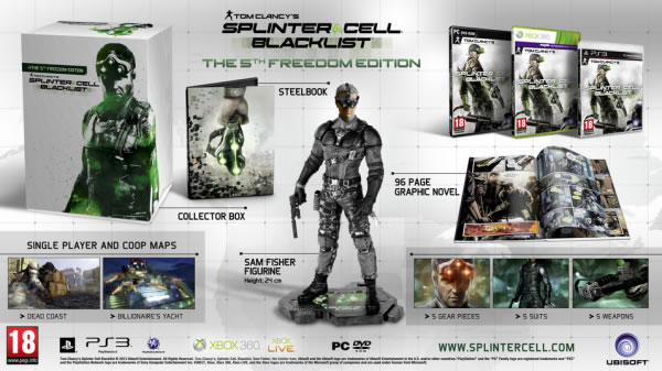 「Splinter Cell: Blacklist」