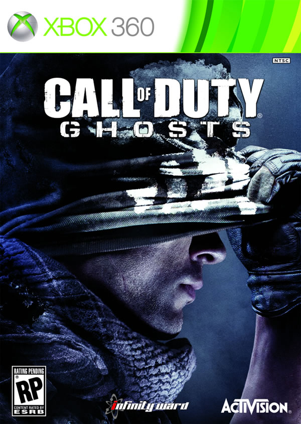 「「Call of Duty: Ghosts」