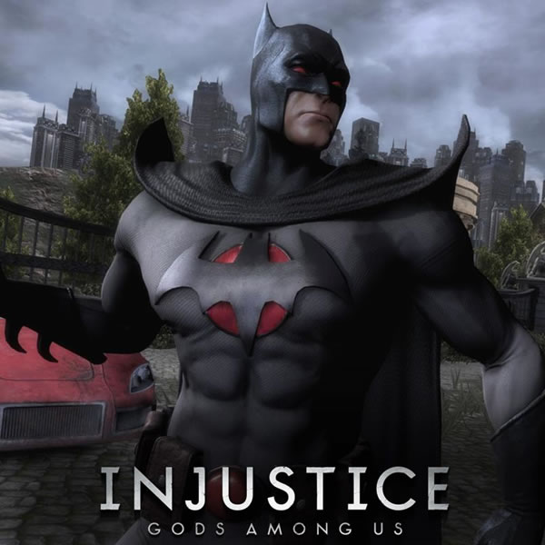 「Injustice: Gods Among U」