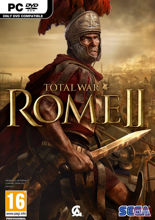 Total War: Rome II」の発売が9月3 ...