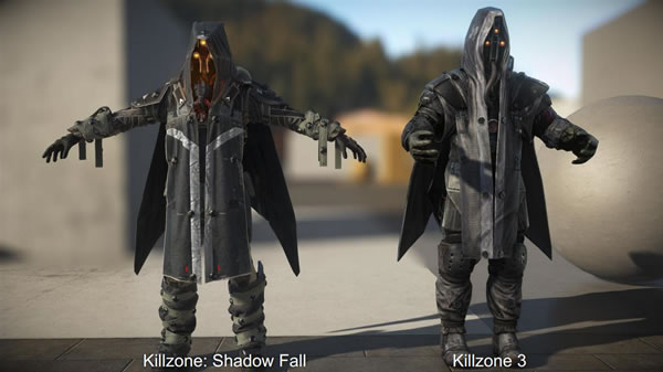 「Killzone:Shadow Fall」