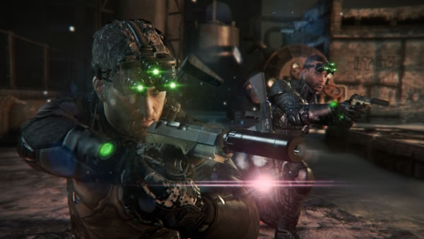 「Splinter Cell」