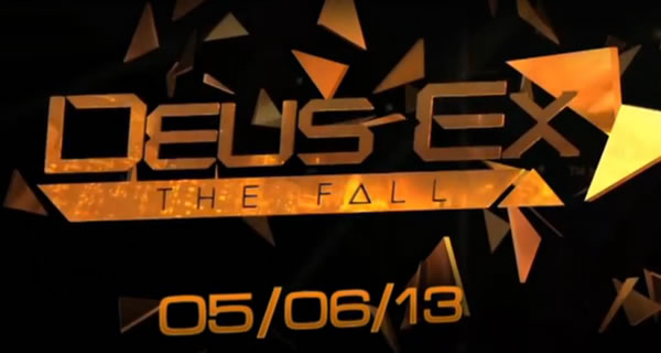 「Deus Ex: The Fall」