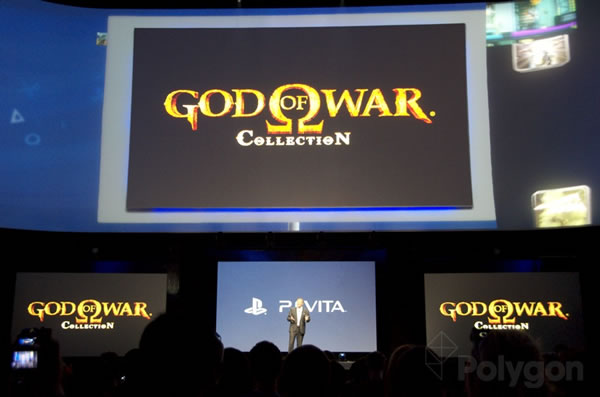 「God of War HD」