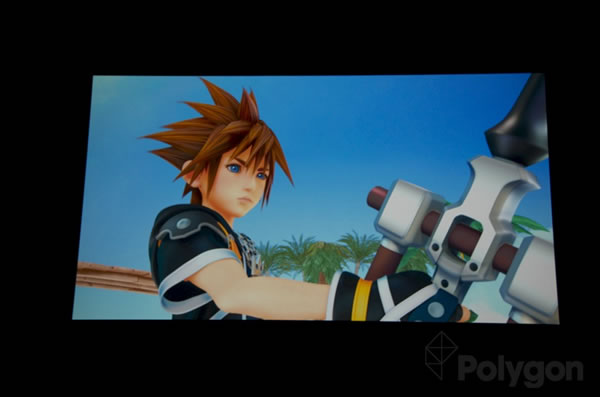 「Kingdom Hearts 3」