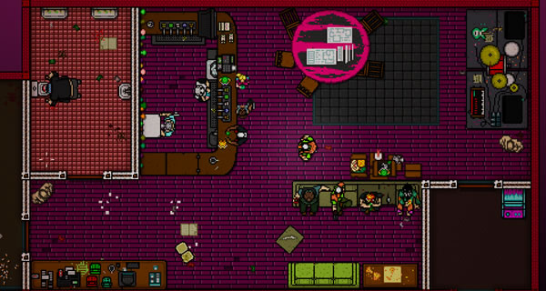 「Hotline Miami 2: Wrong Number」