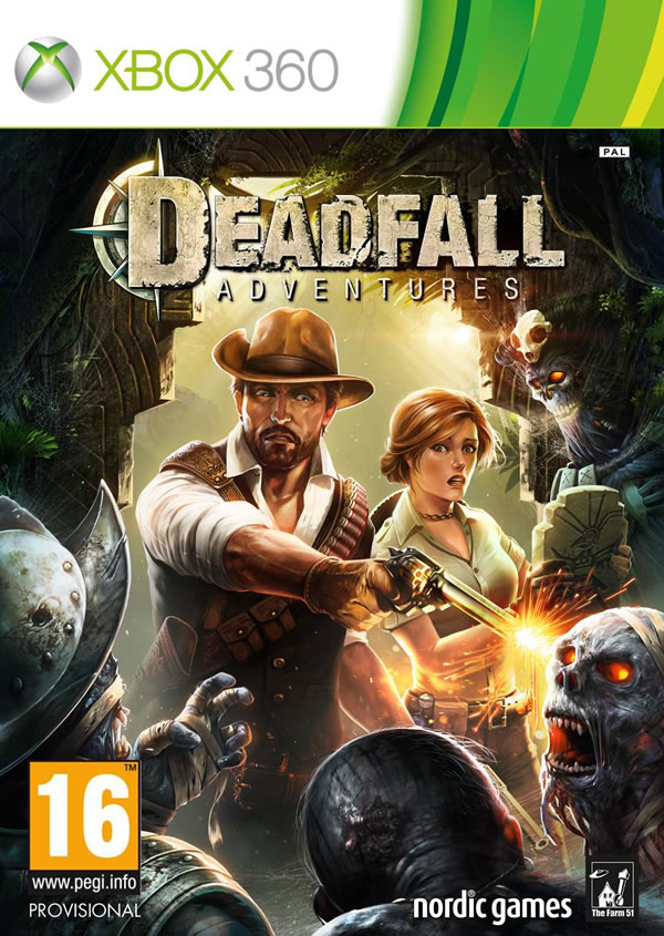 「Deadfall Adventures」