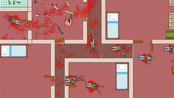 「Hotline Miami」