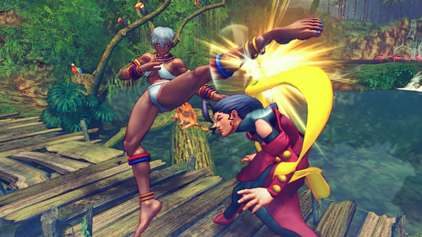 「Ultra Street Fighter IV」