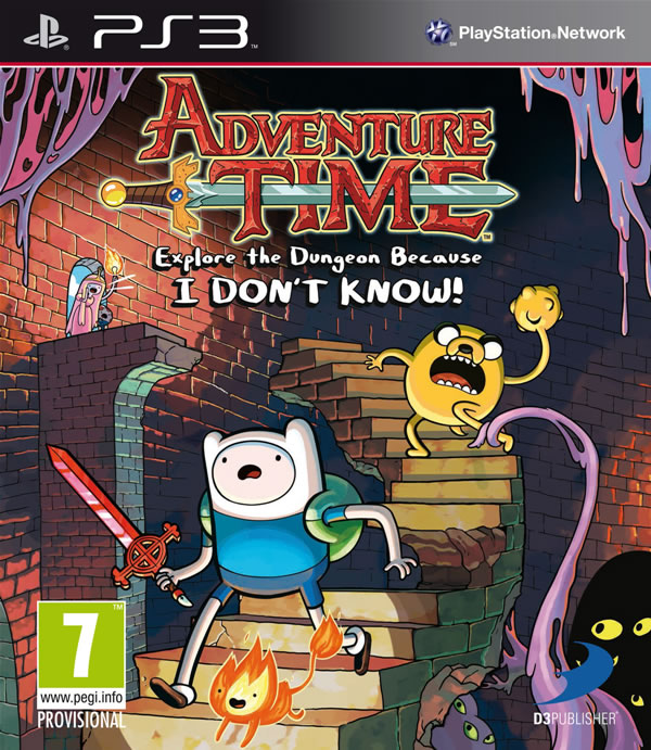 「Adventure Time」
