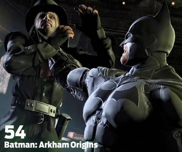 「Batman: Arkham Origins」