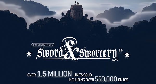 「Superbrothers: Sword & Sworcery EP」