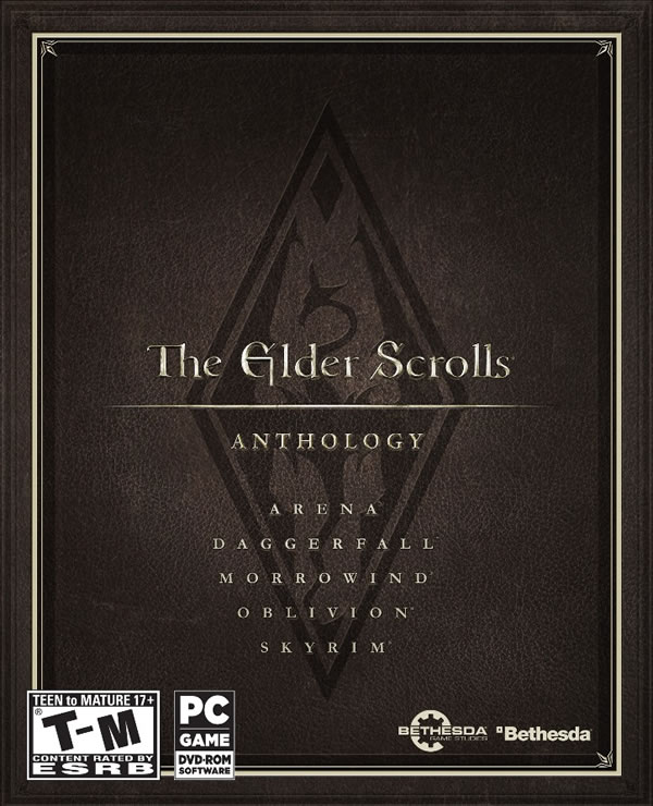「The Elder Scrolls Anthology」